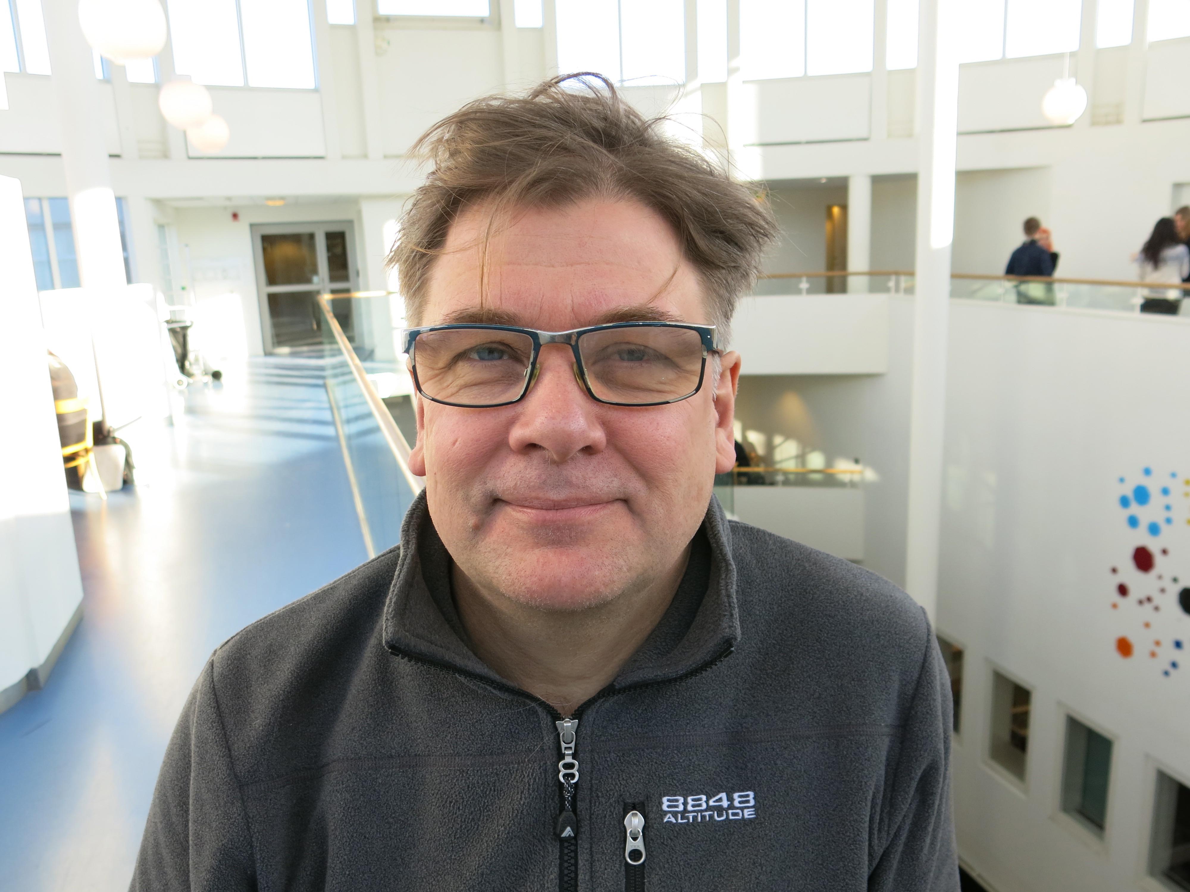 Olof Stjernström